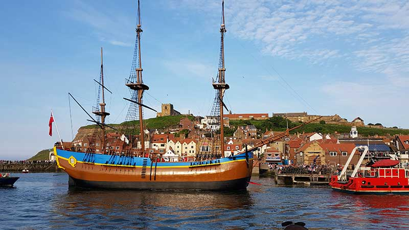 The Endeavour Experience Whitby