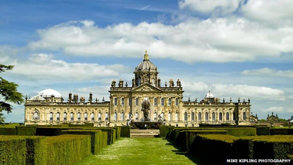 Castle Howard; What's On In Whitby In February (North York Moors and Yorkshire Coast)