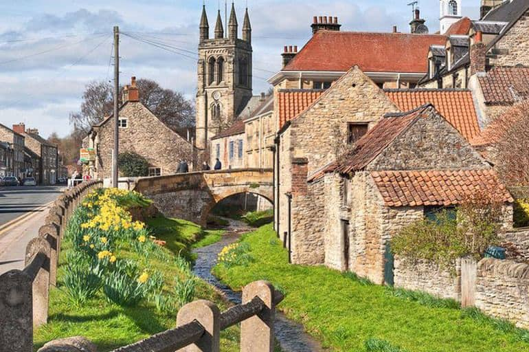 Helmsley; 11 Unique Market Towns And Villages In The North York Moors