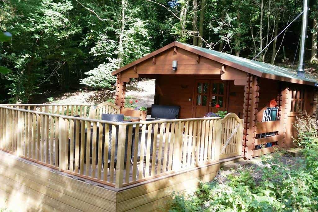 Log Cabin; 7 Must Visit Airbnb's in Whitby