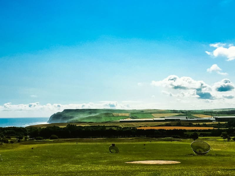 Play golf; 11 Awesome Things To Do On The North Yorkshire Coast