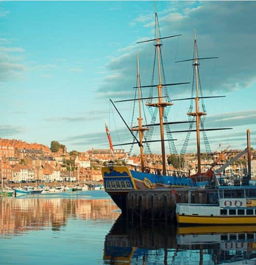 The Captain Cook Festival; 9 Most Instagrammable Places in Whitby