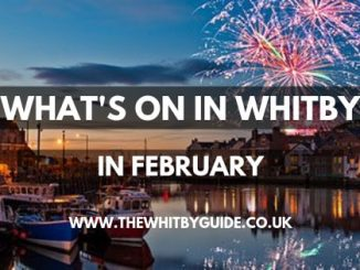 What's On In Whitby In February (North York Moors and Yorkshire Coast) - Header
