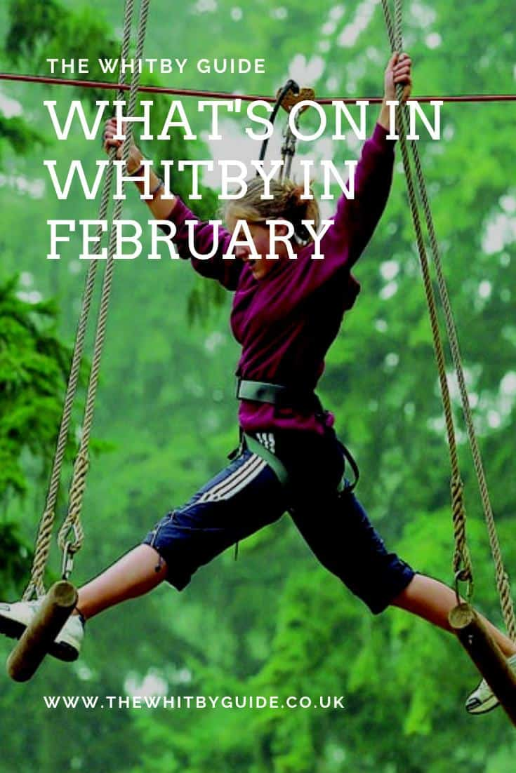What's On In Whitby In February (North York Moors and Yorkshire Coast)