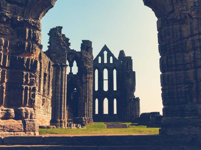 Whitby Abbey; 11 Awesome Things To Do On The North Yorkshire Coast