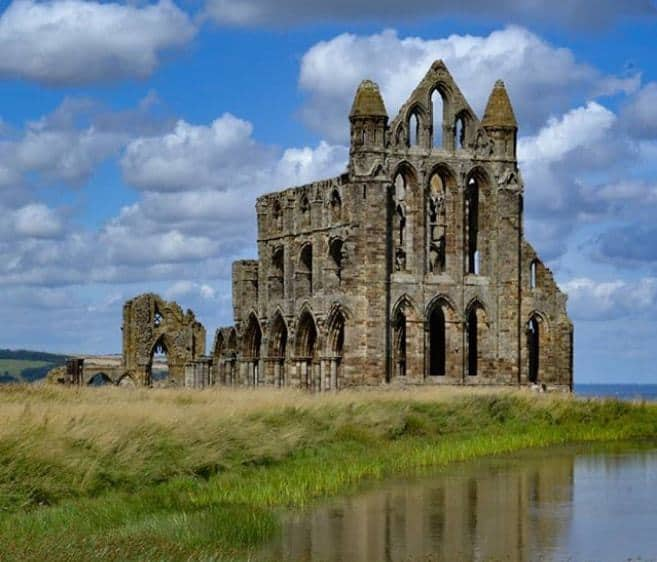 Whitby Abbey; 9 Most Instagrammable Places in Whitby