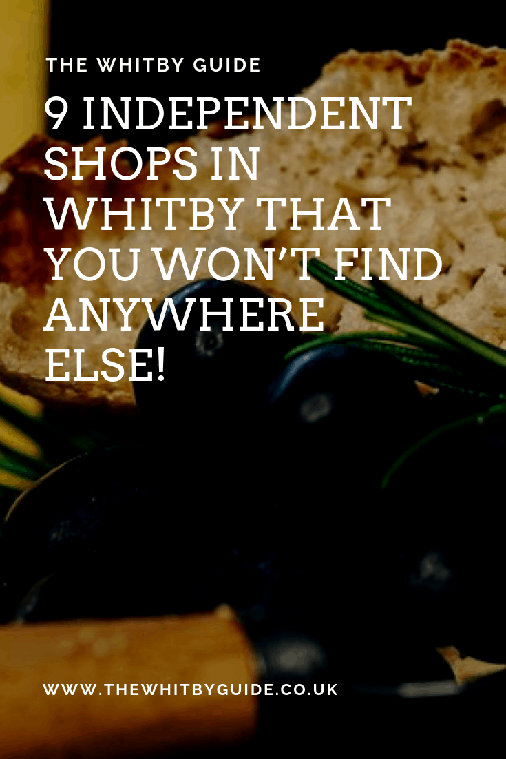 9 Independent Shops In Whitby That You Won't Find Anywhere Else!