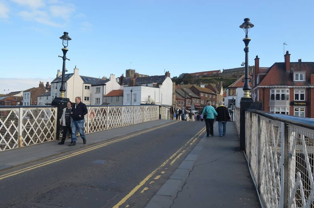 Bridge Street; 7 Iconic Whitby Streets from the Past