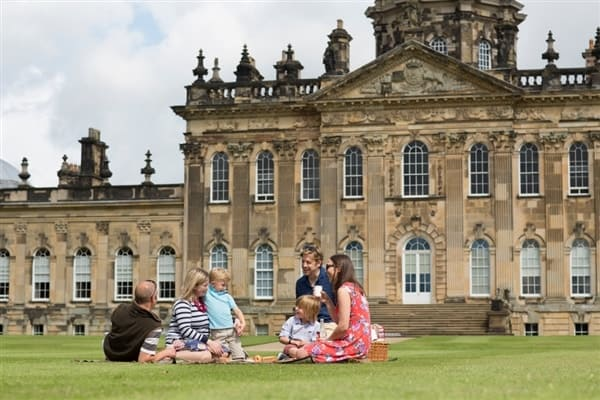 Castle Howard; What's On In Whitby In March plus North York Moors & Yorkshire Coast