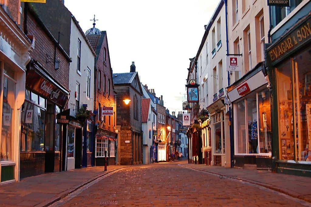 Church Street; 7 Iconic Whitby Streets from the Past