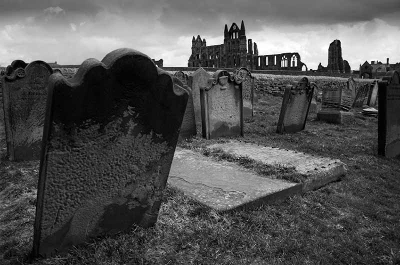 Dracula in Whitby; 9 Reasons Why Goths Love Whitby