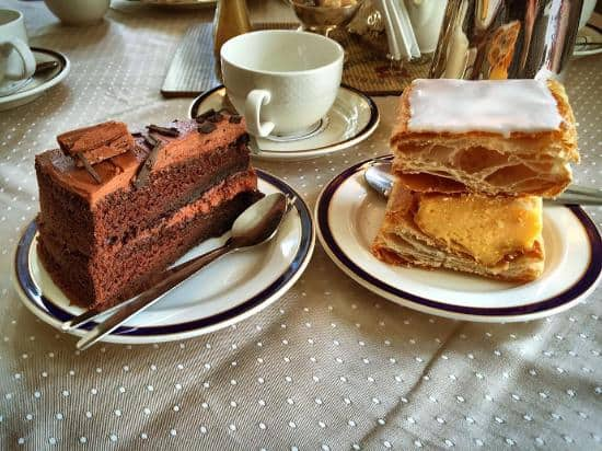 Elizabeth Botham & Sons; 9 Best Cafes for Tea and Cake in Whitby