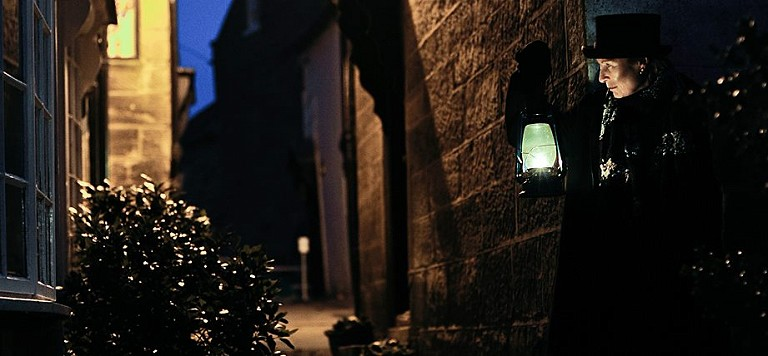 Ghost Walk; Things to do in Robin Hood's Bay