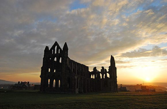 Gothic Whitby Abbey; 9 Reasons Why Goths Love Whitby