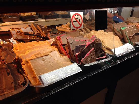 Justin's Chocolatier; 7 Luxury Experiences in Whitby You Must Try