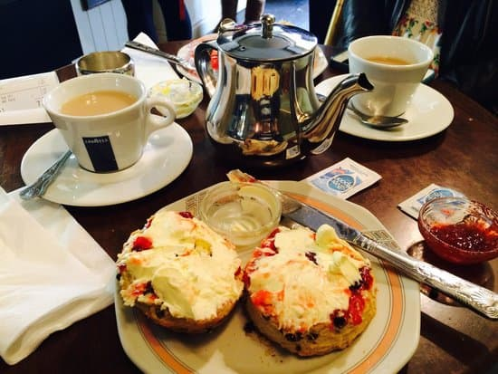 Marie Antoinette's; 9 Best Cafes for Tea and Cake in Whitby