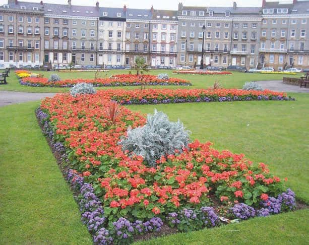 Royal Crescent; 7 Iconic Whitby Streets from the Past