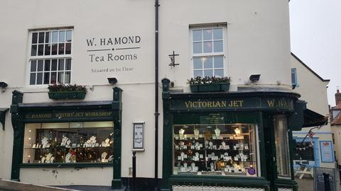 W. Hamond Tea Rooms; 7 Luxury Experiences in Whitby You Must Try