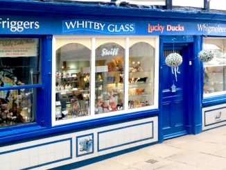 Whitby Glass; 9 Independent Shops In Whitby That You Won't Find Anywhere Else!