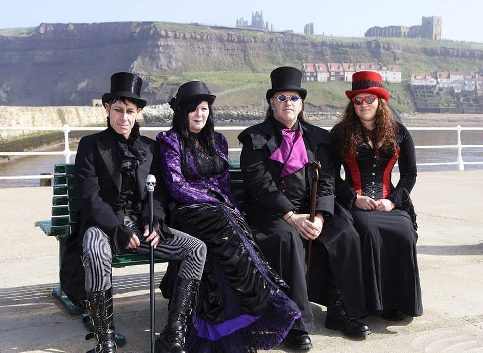 Whitby Goth Weekend; 9 Reasons Why Goths Love Whitby