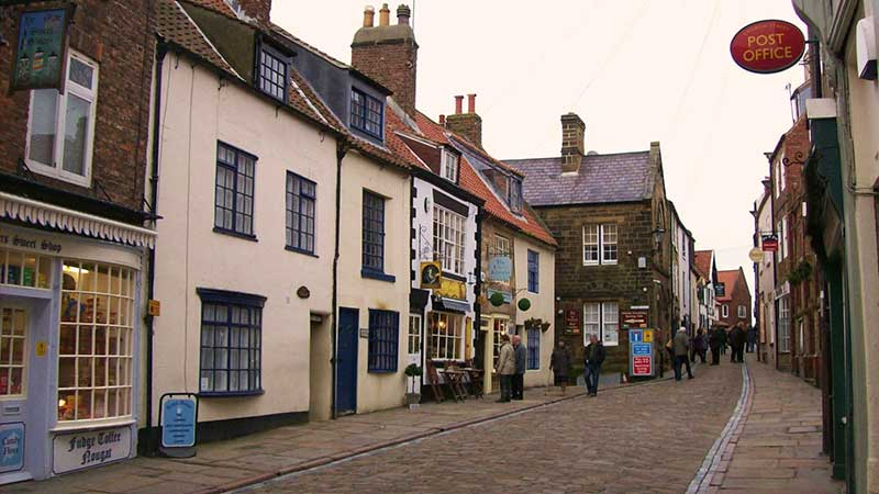 Church Street Whitby