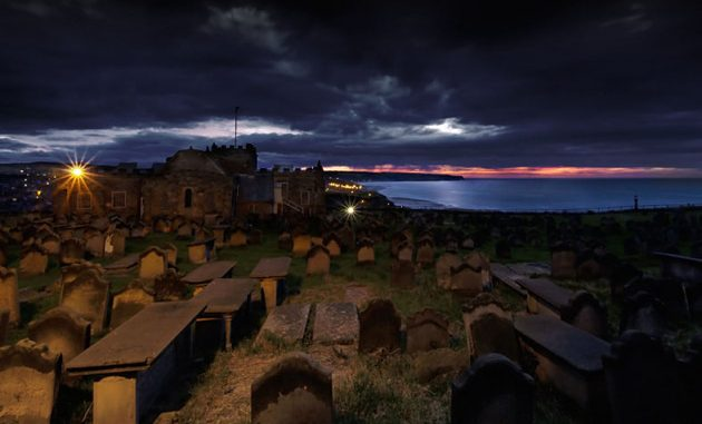 7 Secrets of St. Mary's Churchyard That Will Freak You Out