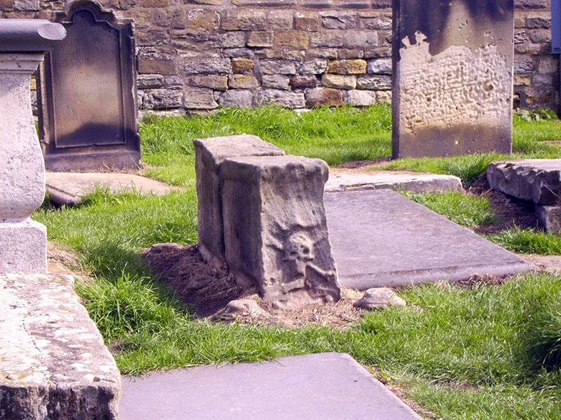Skull and Cross-bone Graves; 7 Secrets of St. Mary's Churchyard That Will Freak You Out