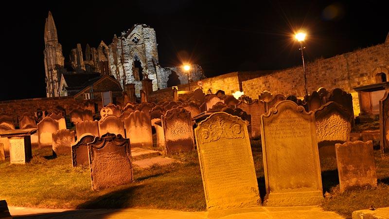 St Mary's Churchyard Whitby