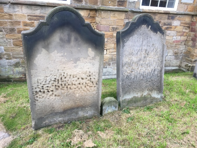 Unknown Tombstones; 7 Secrets of St. Mary's Churchyard That Will Freak You