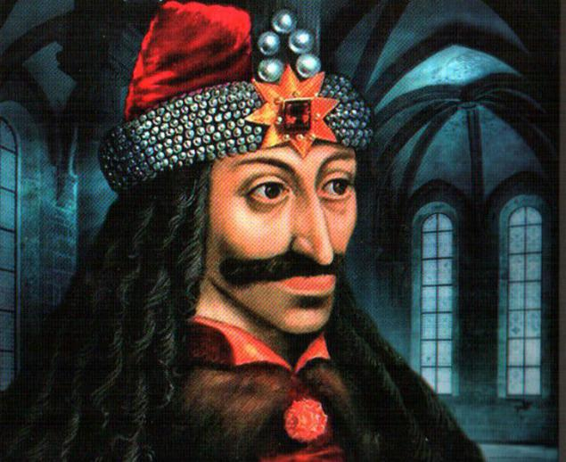 Vlad Tepes; 7 Secrets of St. Mary's Churchyard That Will Freak You