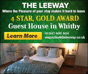 The Leeway B&B Whitby