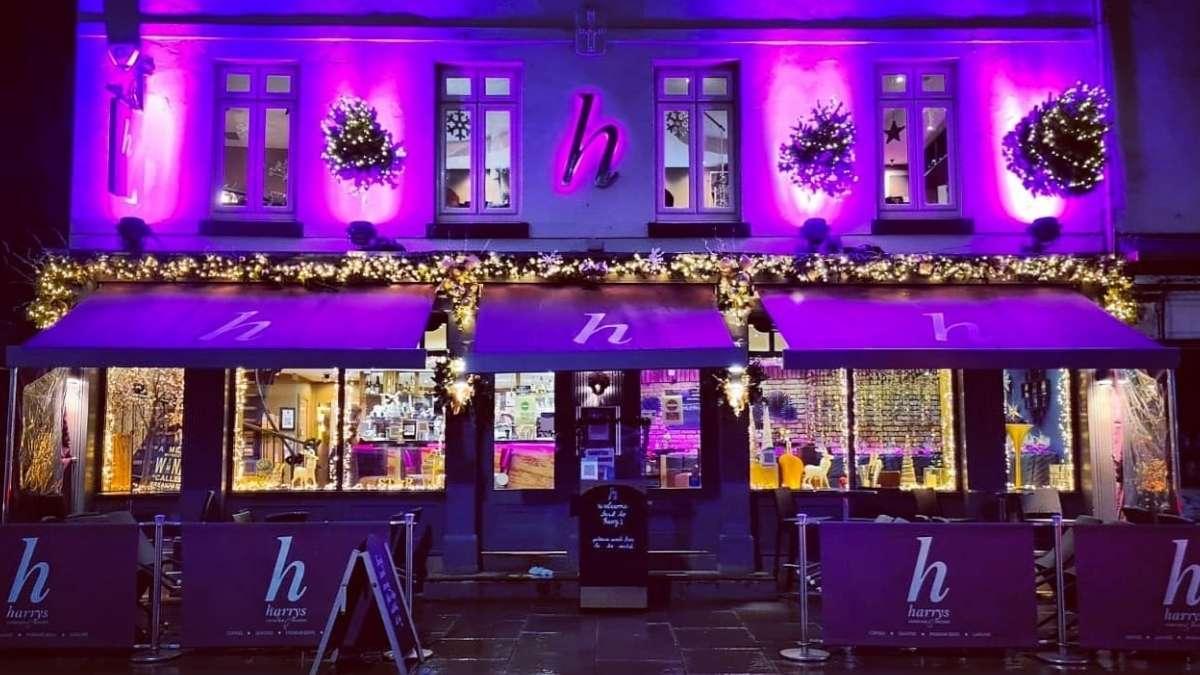 Harrys Bar Whitby