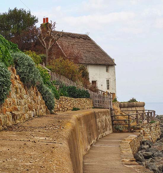 Thatched Cottage of Runswick Bay
