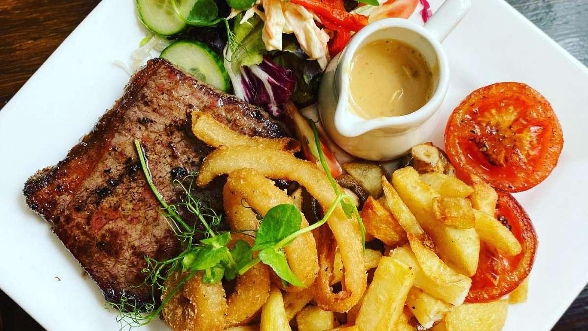 The Blitz Restaurant & Cafe in Whitby