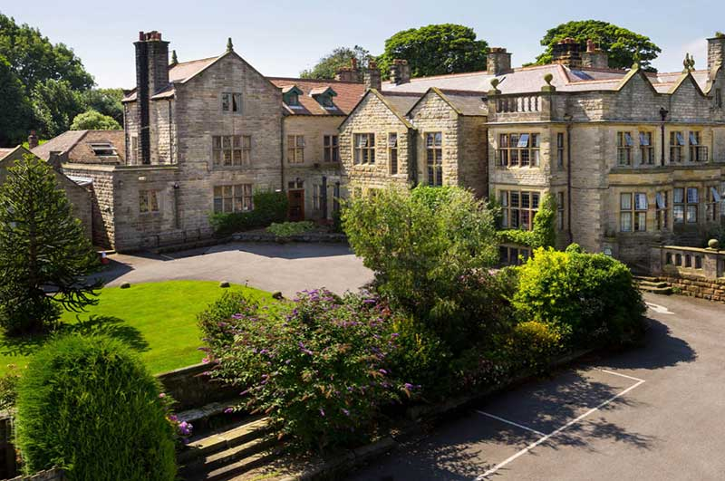 Dunsley Hall offers disabled access accommodation near Whitby