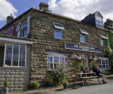 Arncliffe Arms B&B in Glaisdale