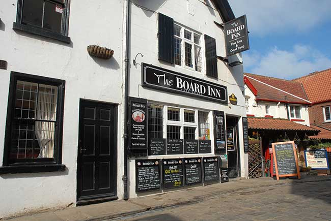 The Board Inn Whitby Pub