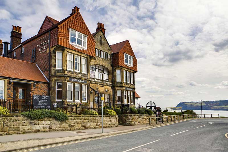 Victoria Hotel is located in Robin Hood's Bay