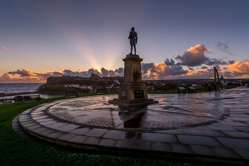 Captain Cook Memorial Whitby