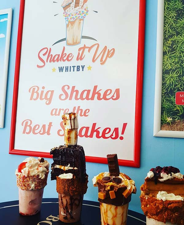 Shake It Up Whitby Review
