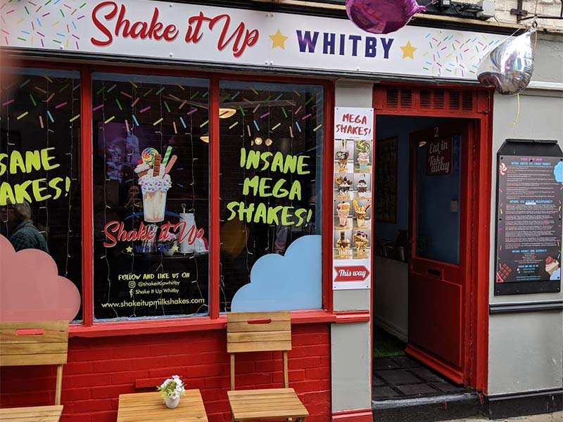 Shake It Up Whitby
