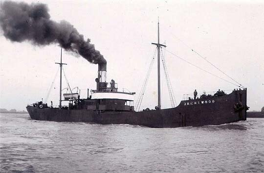 The SS Brentwood