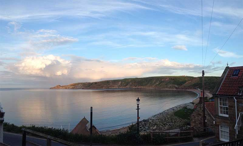 The Royal Hotel Runswick Bay