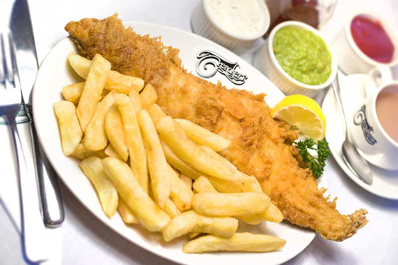 Trenchers Fish & Chips
