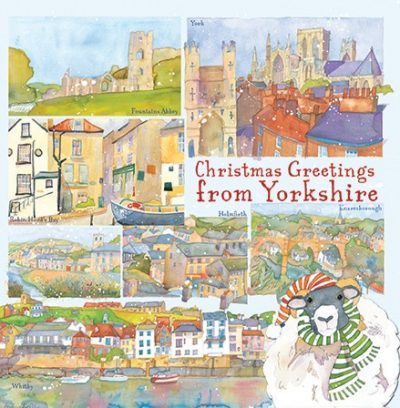 Yorkshire Christmas Cards