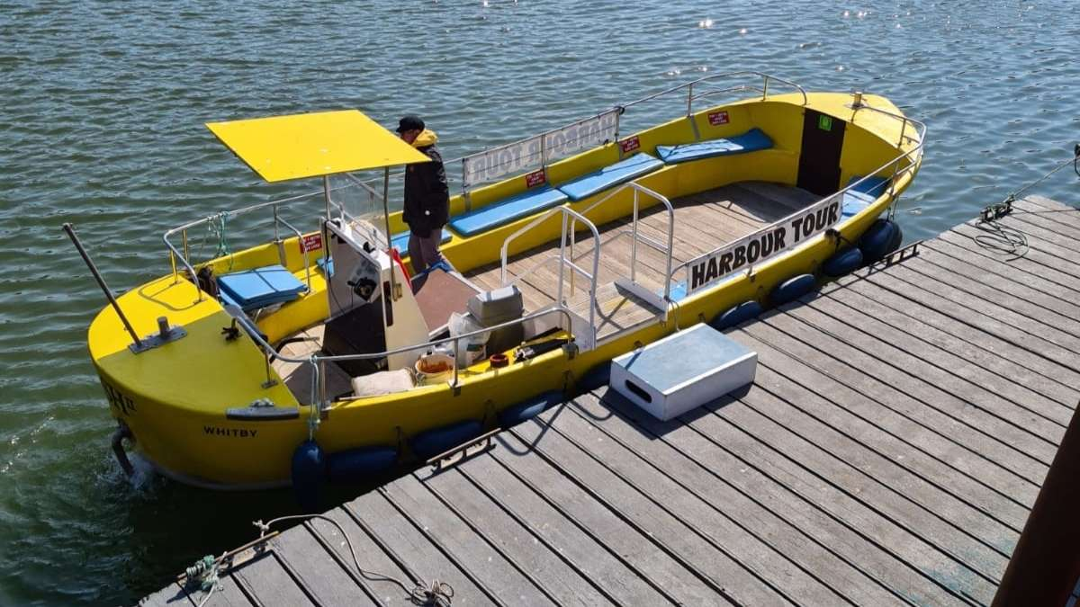 Boat Trips in Whitby, Whitby Coastal Cruises