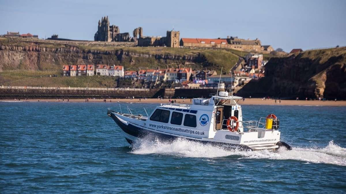 Boat Trips in Yorkshire Coast Boat Trips