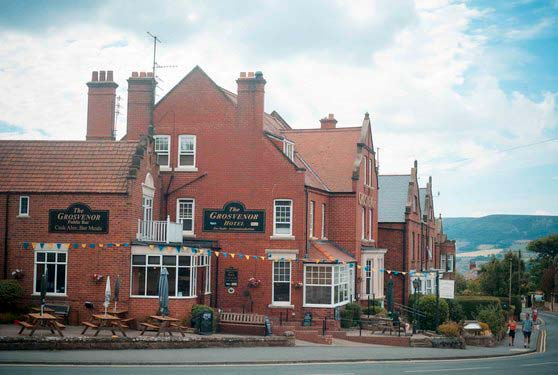 Grosvenor Hotel Robin Hoods Bay