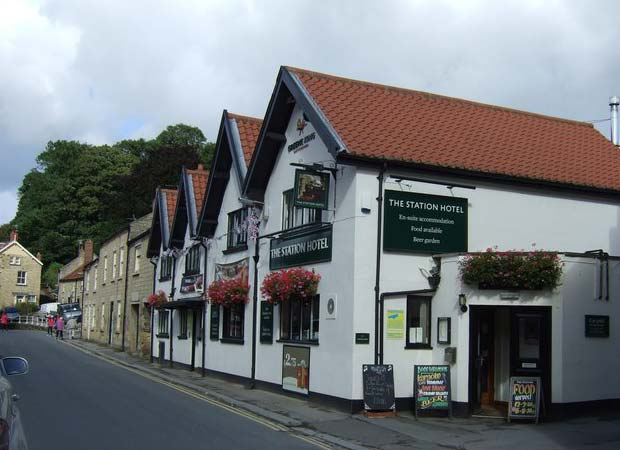 The Station Hotel & Pub in Pickering