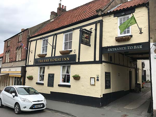 The Bay Horse Inn Pickering Pub